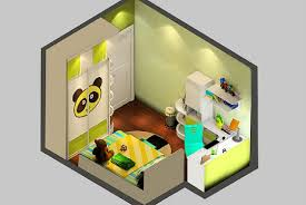 green paint wall design for children u0027s bedroom download 3d house