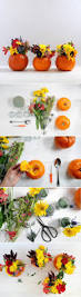 homemade thanksgiving centerpieces 25 best pumpkin vase ideas on pinterest happy fall yall pumpkin