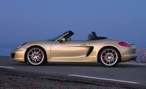 2013 porsche boxster horsepower 2013 porsche boxster s drive review car and driver
