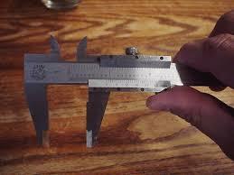 how to read a vernier caliper 5 steps