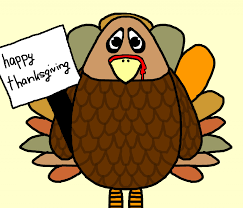 cartoon turkeys for thanksgiving turkey with sign free stock photo public domain pictures