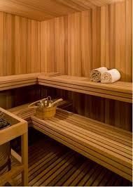 sauna in bagno sauna domestica come installarla