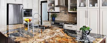 Kitchen Faucets Chicago by Decor U0026 Tips Interior Design Of Kitchen With Msi Stone And Msi