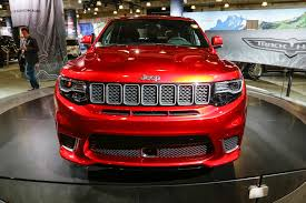 trackhawk jeep engine 2018 jeep grand cherokee trackhawk starts at 86 995 motor trend