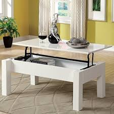 Lift Top Ottoman Flexible Lift Top Coffee Table Ikea Design Bitdigest Within White