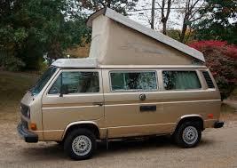 volkswagen van price 1985 vw vanagon westfalia camper 170k miles auction in
