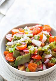 Easy Salad Recipe by Nopalitos Cactus Salad Recipe Simplyrecipes Com