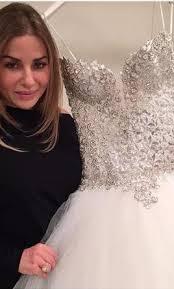 pnina tornai 4385 5 000 size 10 used wedding dresses