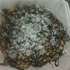 chocolate funnel cake yelp