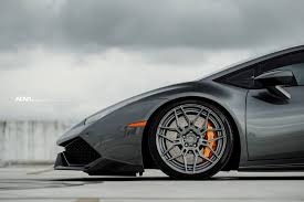 grey lamborghini huracan gray lamborghini huracan with adv7 mv 2 cs wheels italian car scene
