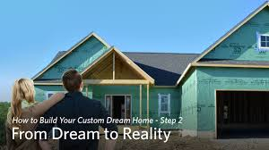 build your custom home how to build your custom schumacher home step 2 from dream to