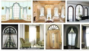 Curtains For Windows With Arches Curtains For Windows Arch Window Coverings Faux Wood Blinds