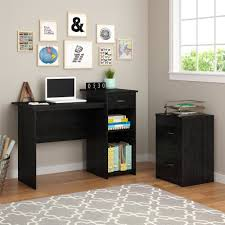 Desk For Laptop And Printer by Mainstays Student Desk Multiple Finishes Walmart Com
