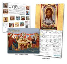 Liturgical Desk Calendar Catholic Calendars
