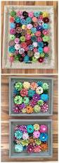 Wall Flower Decor by Best 25 Outdoor Wall Art Ideas On Pinterest Outdoor Art Garden