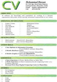resume writing template best cv formats pakteacher 6 pak updates alerts