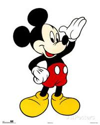 mickey mouse poster ebay