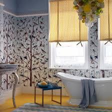 bathroom wallpaper ideas interesting wallpaper ideas for