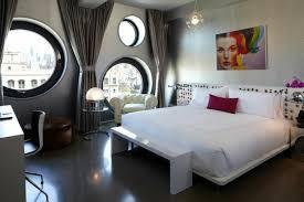 chambre hotel luxe moderne design hotel ou chambre de luxe design un style pour chez soi