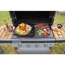 recette cuisine barbecue gaz support pour poulet rôti au barbecue gaz cingaz