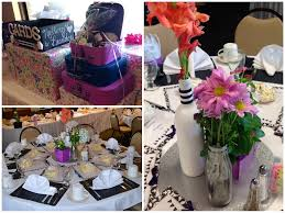 black white and purple bridal shower u2013 life is sweet as a peach