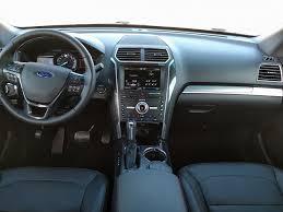 Ford Explorer 2016 Interior Ford Explorer 2016 First Drive Qatar Yallamotor