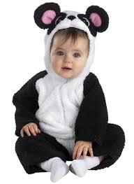 Panda Bear Halloween Costume Bear Mascot Costume