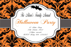 halloween invitation images u2013 festival collections