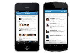 apple si e social si aggiorna su apple ed android con tante novità