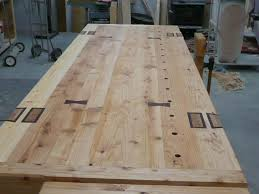 Woodworking Bench Top by Best Finish For Workbench Finishing Wood Talk Online