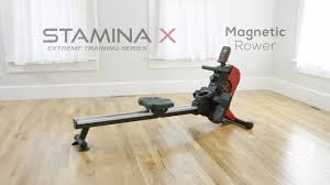 Magnet Laminate Flooring Stamina X Magnetic Rower 35 1102 On Vimeo