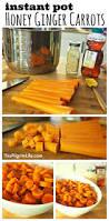 instant pot honey ginger carrots this pilgrim life