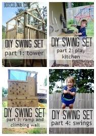 Backyard Adventures Price List Build Your Own Swing Set Do It Yourself Ideas Pinterest