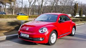 vw beetle review autoevolution