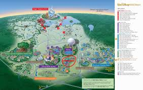 Epcot Center Map Caribbean Beach Resort Review At Disney World Orlando Florida