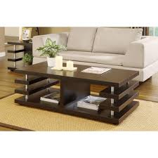awesome modern black color modern coffee tables design ideas