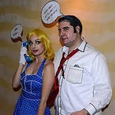 Pop Art Halloween Costume Ideas 104 Halloween Makeup Images Halloween Makeup