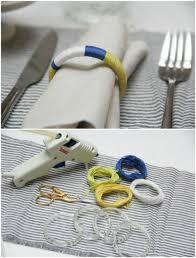 thanksgiving dinner napkins 25 diy napkin rings that will dress up your thanksgiving dinner