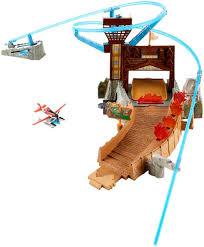 disney planes fire u0026 rescue fire fusel lodge track