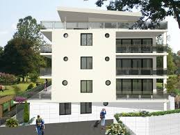 Residential Building Elevation by Elevation Of Residential Building Omahdesigns Net
