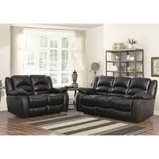 Leather Reclining Living Room Sets Reclining Living Room Sets You Ll