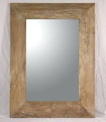 Oak Framed Bathroom Mirror Oak Framed Bathroom Mirrors Timber Frame Mirror Search