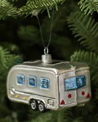 Vintage Ornaments by European Vintage Travel Glass Ornaments Balsam Hill