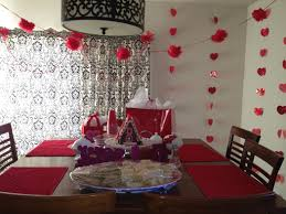 Home Decor Show by Dazzling Dining Room Valentine Home Decoration Contain Splendid