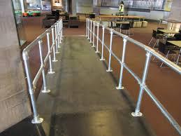 Temporary Handrail Systems Kee Systems Kee Klamp Kee Lite Tube Railing Fall Protection