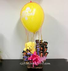balloon and candy bouquets cookie candy gift gifts idea singapore gift shop