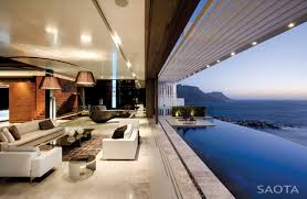 Modern Mansion Nettleton 198 In Cape Town By Saota Contemporary Modern Mansion