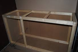 fabriquer caisson cuisine construire meuble cuisine comment fabriquer une cuisine pour les