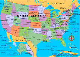 52 states of america list detailed map of united states upper klamath lake klamath county
