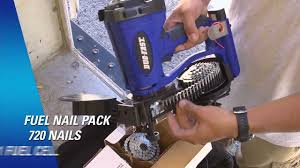 Battery Roofing Nailer by Cordless Roofing Nailer Remodeling Youtube